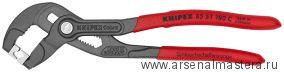 Щипцы для хомутов с защелкой 180 мм KNIPEX 85 51 180 C
