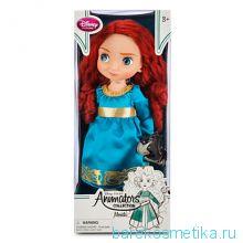 Кукла Мерида  с игрушкой Аниматорс