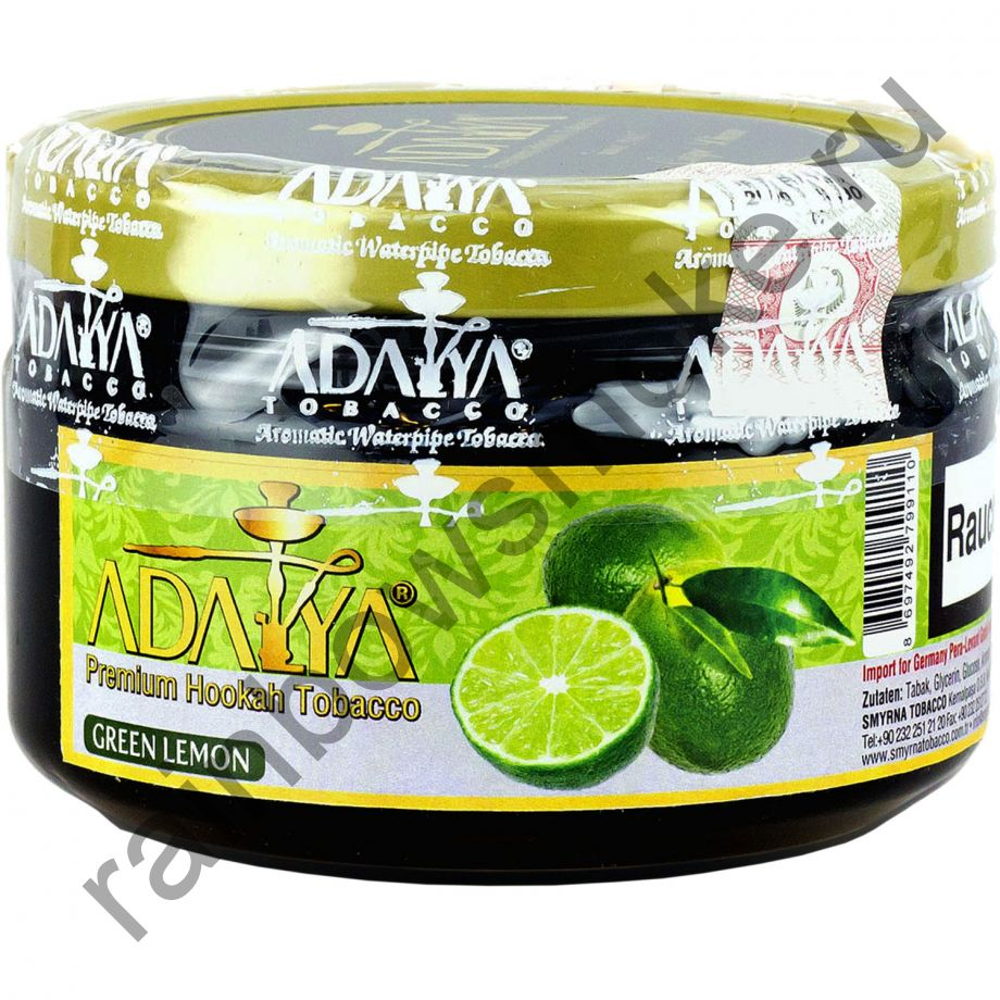 Adalya 250 гр - Green Lemon (Зеленый Лимон)