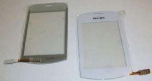 Тачскрин Philips X518 Xenium (white) Оригинал