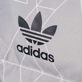 Жилетка adidas YWF детская серая