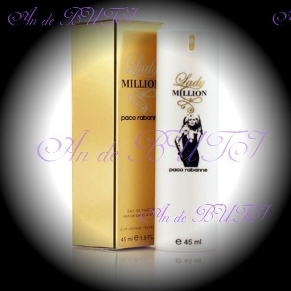 Paco Rabanne Lady Million 45 ml