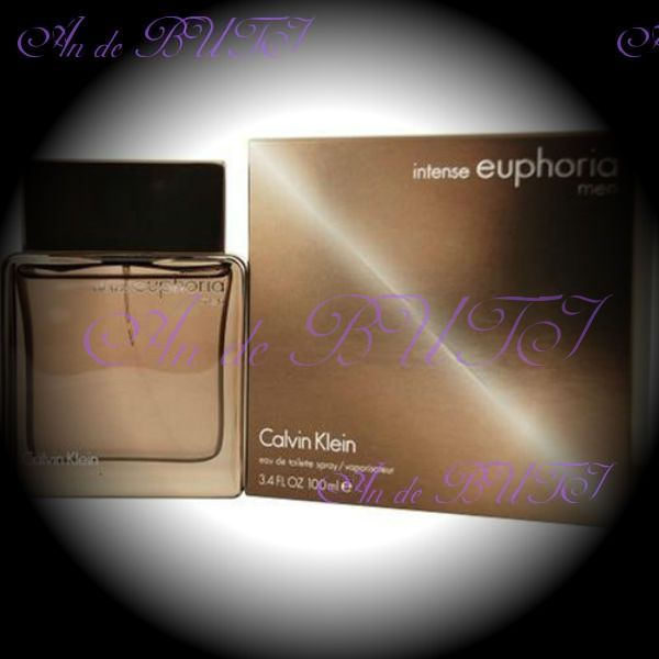 Calvin Klein Euphoria Men Intense 100 ml edt