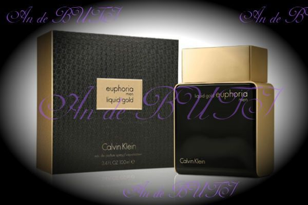 Calvin Klein Euphoria Liquid Gold Men 100 ml edp