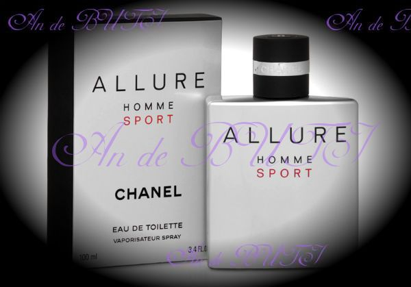 Chanel Allure Homme Sport 100 ml edt