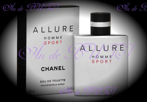 Chanel Allure Homme Sport 100 ml edt