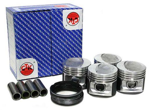 Моторкомплект(поршни+кольца+пальцы) 2101-03 (76,0)