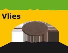 Абразивный материал STF D125/0 A100 VL/5