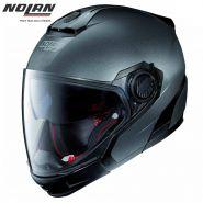 Шлем Nolan N40.5 Gt Special N-com, Черный матовый