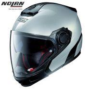 Шлем Nolan N40.5 Gt Special N-com, Серебристый