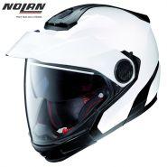 Шлем Nolan N40.5 Gt Classic N-com, Белый