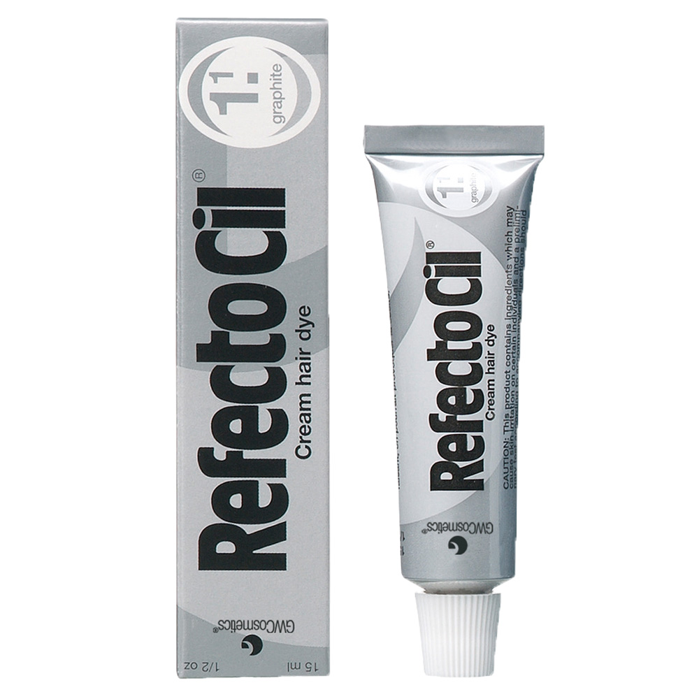 Краска для бровей и ресниц Refectocil ( Графит ) 1.1