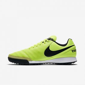 Шиповки NIKE TIEMPOX GENIO II LEATHER TF 819216-707