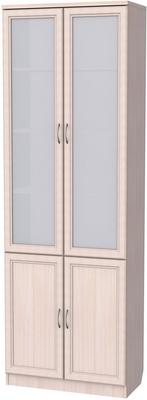 У-206. Шкаф для книг   2216x750x370 мм  ВxШxГ
