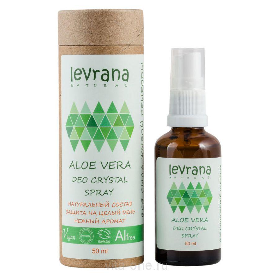 Натуральный дезодорант Алоэ Levrana (Леврана) 50 мл