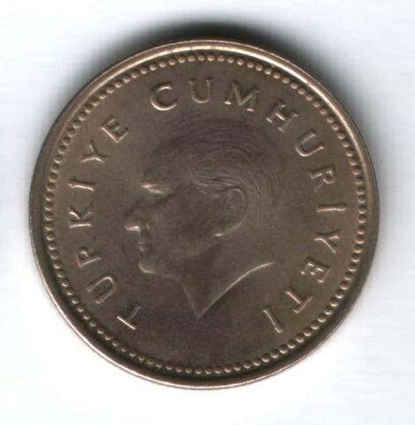 1000 лир 1993 г. Турция, XF