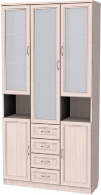 У-210. Шкаф для книг   2216x1125x370 мм  ВxШxГ