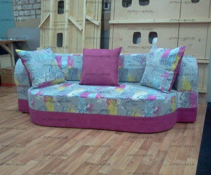 Диван бескаркасный Колибри + 3 подушки