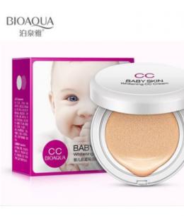 Сushion CC Baby Skin Cream «BIOAQUA».(6971)