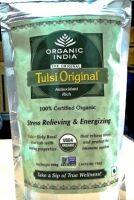 Купить чай тулси без добавок Органик Индия. Интернет магазин Ind-Bazaar.ru
