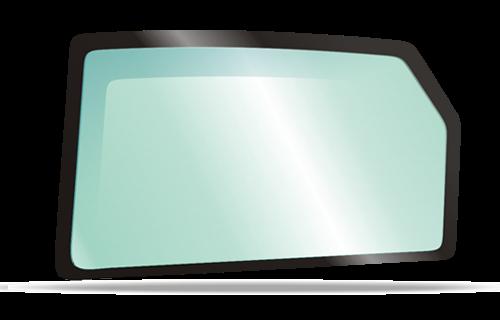Боковое левое стекло Audi Q3 2011-