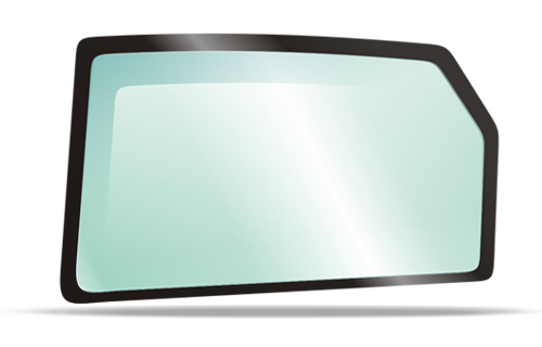 Боковое правое стекло NISSAN X-TRAIL 2007-