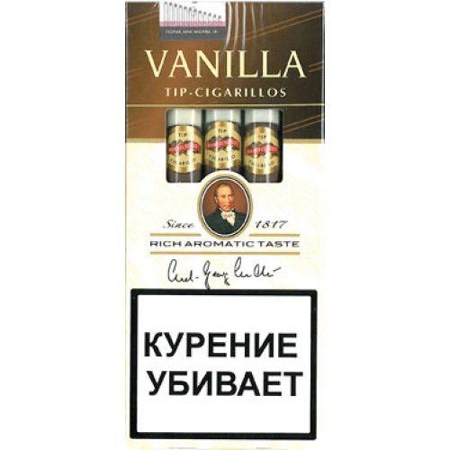 Сигариллы Handelsgold Vanilla Tip-Cigarillos