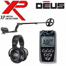 Металлоискатель XP Deus v5.1 c блоком управления с наушниками WS5 c катушкой X35 22.5 см (9'')