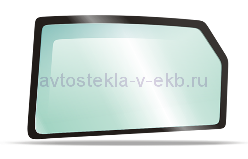 Боковое левое стекло FORD FIESTA III 2002-2008