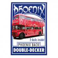 Игральные карты Phoenix Parlour Double Decker by Card-Shark