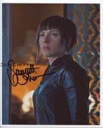 Автограф: Скарлетт Йоханссон. Призрак в доспехах