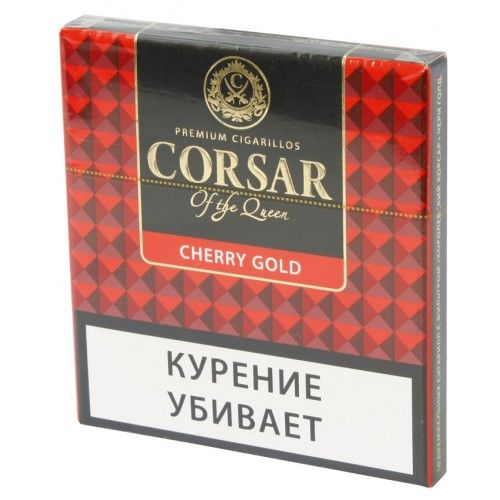 Сигариллы Corsar of the Queen Cherry Gold Limited Edition