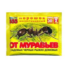 Веста 555  от сад. муравьев 30 г./120