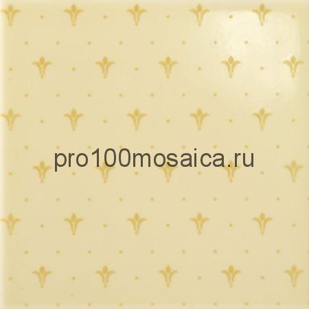 411271-12 Aparici Poeme Beige Ornato 20x20 см (APARICI)