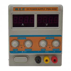 Блок питания (источник питания) W.E.P PSN-305D (30V/5A)
