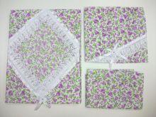 Комплект постельного белья 3 пред. 3-PO002(c)-SIsh | АРТ: 1473 | Цвет сиреневый| МАМИН МАЛЫШ