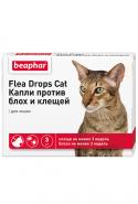 Beaphar Капли от блох и клещей для кошек (3 шт.)