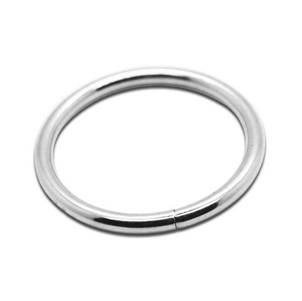 Кольцо эрекционое металическое нерж.