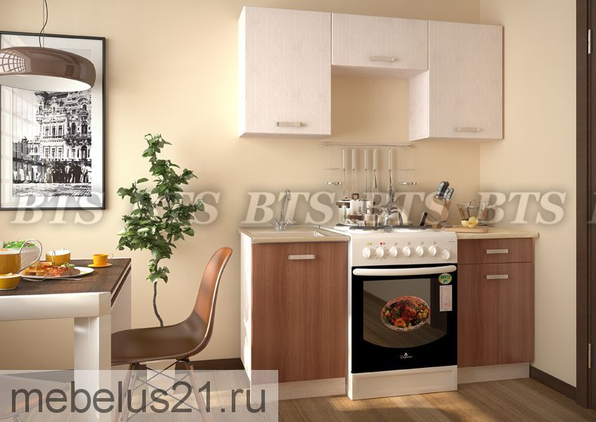 "Кухня ""Катя-2"" 1,6 м."
