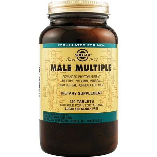 Мультивитаминный комплекс для мужчин, 120 табл.