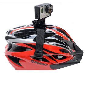 Поворотное крепление на вентилируемый шлем на 360 градусов для экшн камер