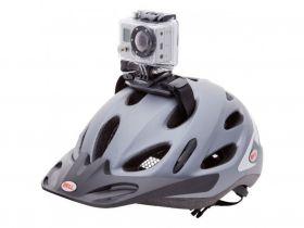 Крепление на вентилируемый шлем для экшн камер