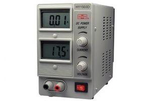 Блок питания (источник питания) Mastech HY1503D (15V/3A)