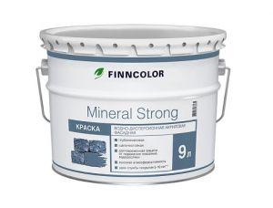 Фасадная краска Mineral Strong (водно-дисперсионная)