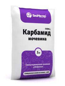 Карбамид 1кг (N-46%)(Био-Мастер) /25