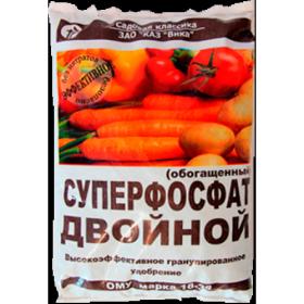 Суперфосфат двойной 1 кг (Вика) /25