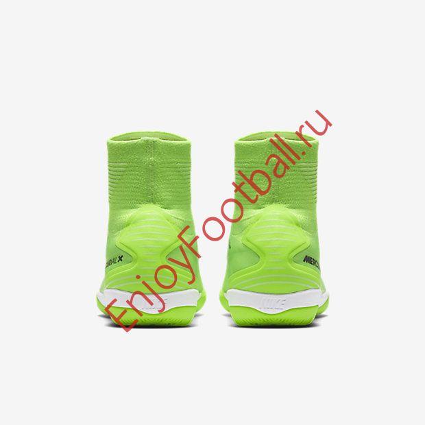 89430e6c499f ... Nike MercurialX Proximo II DF IC 831976-305 — купить зелёные футзалки   831976-305 мерки найк футзалки. Следующая