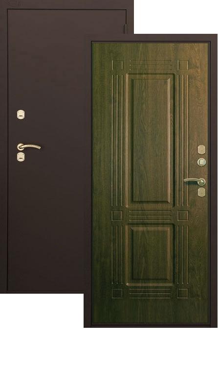 Сейф-дверь «Тепло-2» от ARGUS