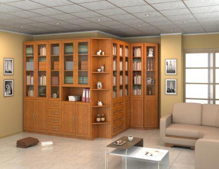 """Шкафы для книг и посуды """"Уют Сервис"""""""