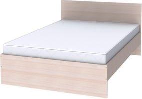 У-К14. Кровать с ортопедическим основанием    880x1445x2044 мм  ВxШxГ